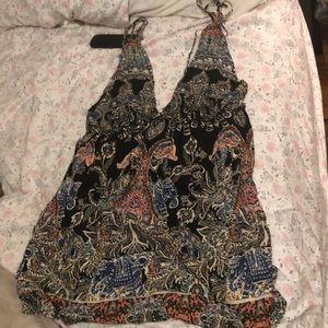 Brand new free people mini dress